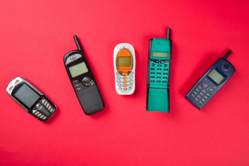 روش های جالب برای استفاده از گوشی های قدیمی